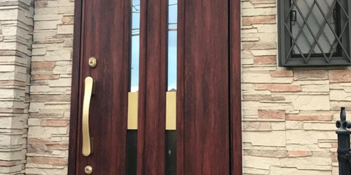 ダイノックシート ドア